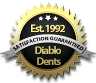 dent repairs guaranteed