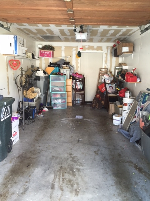 Preventing Hood and Trunk Dents by Organizing Your Garage