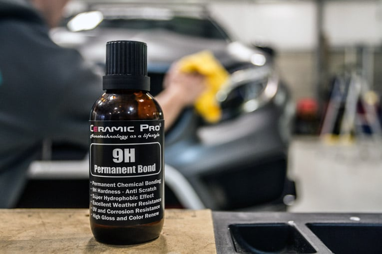 Will Ceramic Pro Coating Protect Your Car From Door Dings Or Scratches?